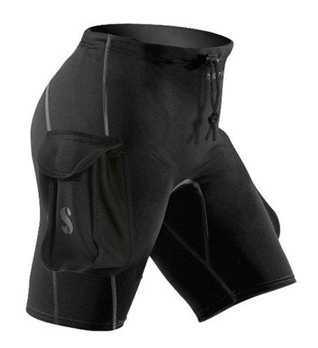 ScubaPro Hybrid Shorts With Cargo Pocket-Medium