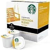 STARBUCKS - Starbucks Veranda Blend Blonde Roast Keurig K-Cups (Case of 1 Dozen 16 K-Cup Boxes – Total of 192 Cups)