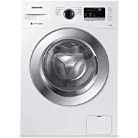Samsung 6.5 kg Inverter Fully-Automatic Front Loading Washing Machine (WW65M206L0W/TL, White, Inbuilt Heater)
