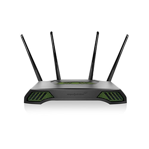 Amped Wireless Titan - High Power AC1900 Wi-Fi Router (RTA1900) by Amped Wireless (Image #2)