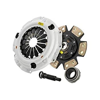 Clutch Masters 07230-HDBL-R Clutch Kit (2016 Ford Focus RS 2.3L Turbo AWD FX400 Rigid Disc)