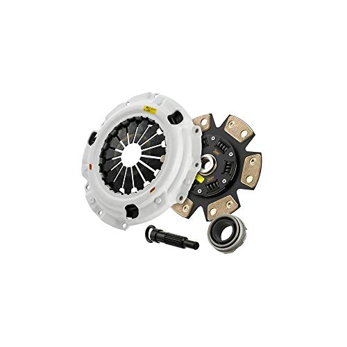 (Clutch Masters 07212-HDC6-XH Single Disc Clutch Kit with Heavy Duty Pressure Plate (Ford Focus ST 2013-2014 .))