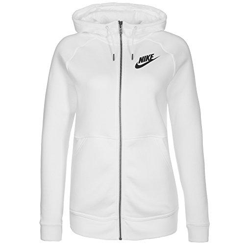 Nike Sportswear Rally Women's Hoodie (M, White)