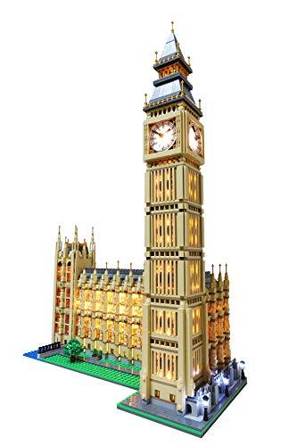 Brick Loot Big Ben Lighting Kit for Set 10253