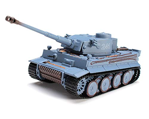 POCO DIVO German Tiger I Tank Diecast 1/72 Scale Showcase Collection Action Model from POCO DIVO