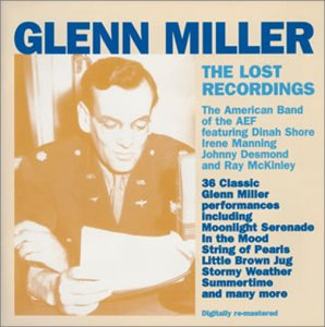 GLENN MILLER THE Albuquerque Mall Ranking TOP11 LOST RECORDINGS