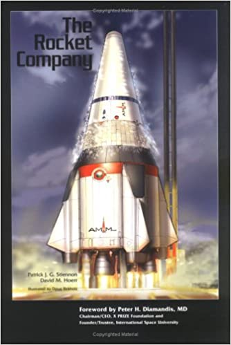 The Rocket Company Library Of Flight Series Patrick J G Stiennon 9781563476969 Amazon Com Books