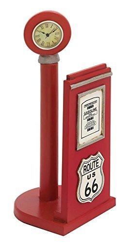 Mulberry vintage gas pump paper holder