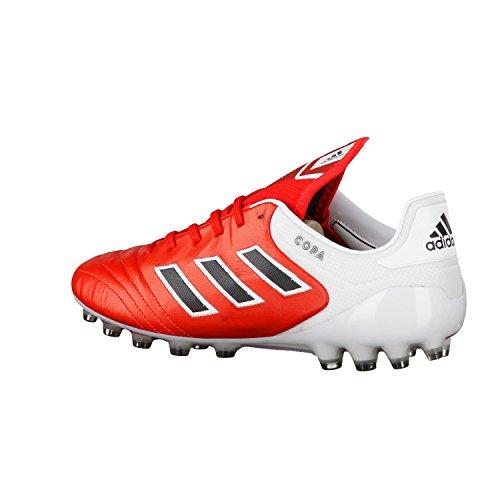 adidas Copa 17.1 Ag, pour les Chaussures de Formation de Football Homme, Rouge (Rosso Rojo/Negbas/Ftwbla), 46 EU