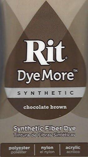 Rit Dyemore Cable de tinte – color=Chocolate Marrón: Amazon ...
