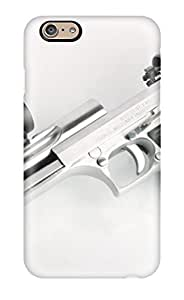 6 Scratch-proof Protection Case Cover For Iphone/ Hot Gun Phone Case