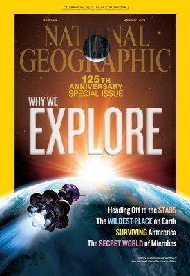 Read Online National Geographic, January, 2013 PDF
