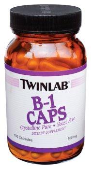 TwinLab - B-1 Caps, 500 mg, 100