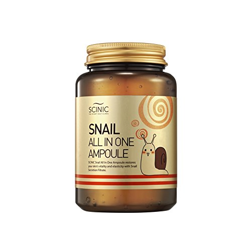 SCINIC Snail All in One Ampoule (Scinic Honey All In One Ampoule Ingredients)