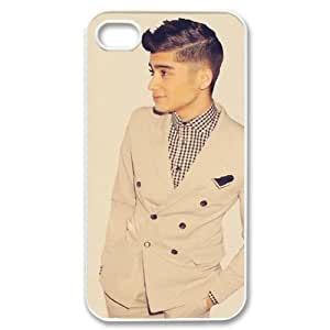 C-EUR Customized Print One Direction Pattern Back Case for iPhone 4/4S