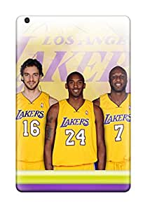 David R. Spalding's Shop Hot los angeles lakers nba basketball (43) NBA Sports & Colleges colorful iPad Mini 2 cases