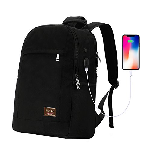 Laptop Backpack, Business Computer Bag Waterproof Travel Backpack College...