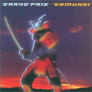 Grand Prix: Samurai (Audio CD)
