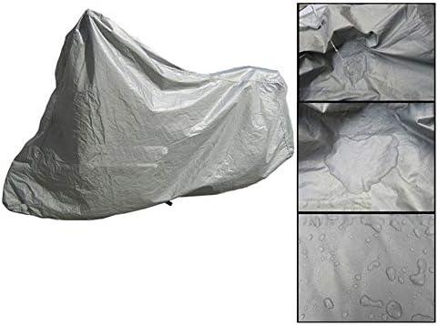 Peanutaor Protection compl/ète Moto Couvre Anti UV /étanche /à la poussi/ère /étanche /à la Pluie Couvrant Moto Respirant Capuche Tente int/érieure en Plein air