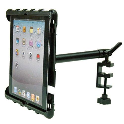 Buybits Halterung für iPad 4321& iPad mini 4321passt Schreibtisch Bench Tisch Regal Arbeitsplatte Laufband Crosstrainer Notenständer
