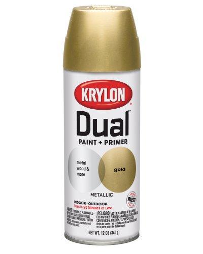 krylon-k08845001-dual-superbond-paint-and-primer-metallic-finish-gold-12-ounce