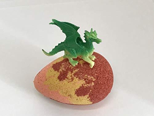 Dragon Fire Egg Bath Bomb Party Favor Wholesale Price ()