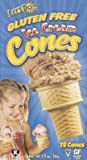 Lets Do Ice Cream Cones Gluten Free 1.2 Oz (Pack of 12)