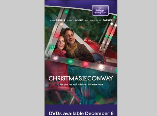 Christmas In Conway.Hallmark Dvd Christmas In Conway