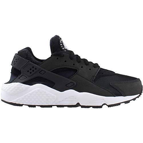 Nike De Femme Chaussures Huarache Noir Running Air q0wrTx0OS