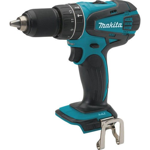 Makita XPH01Z 18V LXT Lithium-Ion Cordless 1/2-Inch Hammer Driver-Drill