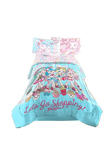 Shoppies Excellent Designed Comfortable Girls Bedding Twin / Full Bedding Comforter