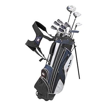 Ram Golf Demon SDX - Juego de palos de golf con bolsa ...