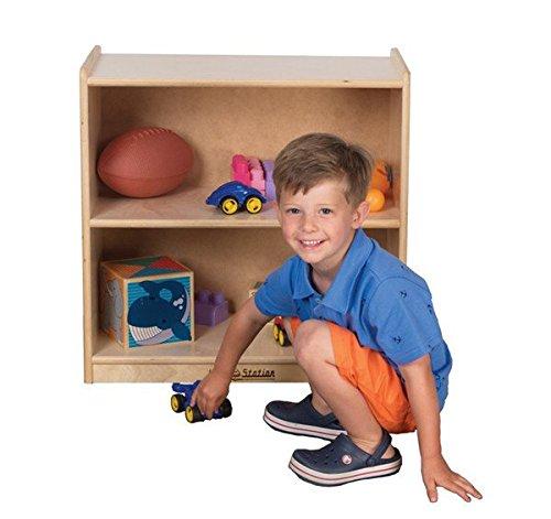 Kids' Station 24'' Mini Storage, 24 1/4''w X 13 1/4''d X 24''h by Kids' Station by Peffer Cabinets (Image #2)