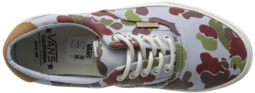Vans Verde camouflage Ndash; Baskets Verde Vzmsfmh Unisexe Sneaker Chaussures Figues camouflage Unisex schuhe 0pwr0