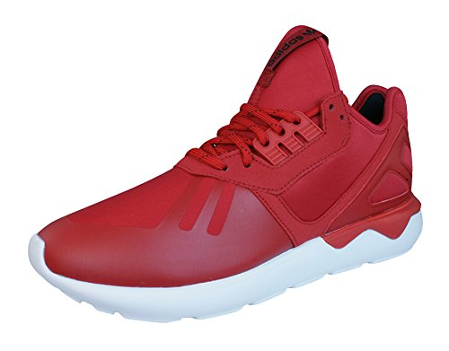 Shoes Red Runner Trainers adidas Mens Original Red Tubular qwx64X