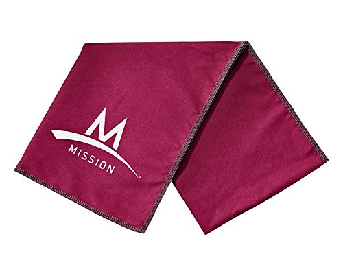 Mission Enduracool Microfiber Cooling Towel, Large
