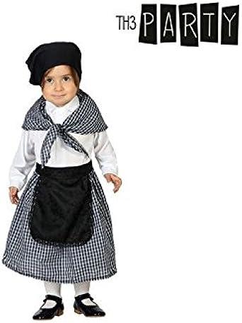 Disfraz para Bebés Th3 Party Vieja: Amazon.es: Ropa y accesorios