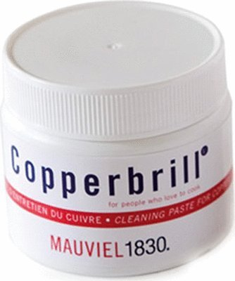 Mauviel Made In France Copperbrill Copper Cleaner