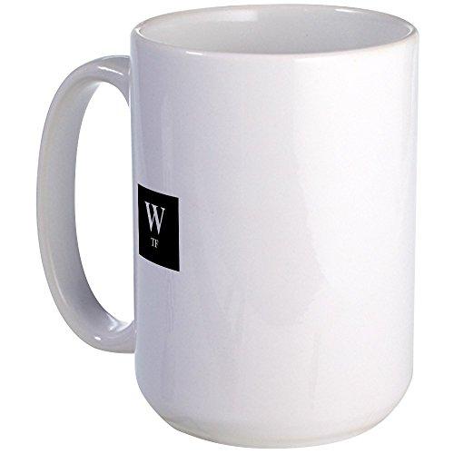 - CafePress Large Mug Coffee Mug, Large 15 oz. White Coffee Cup