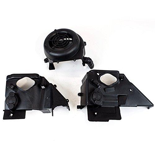 125cc Scooter Engine Cover Set 152QMI (ENGCWL008):