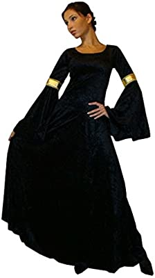 Maylynn - Disfraz de época para mujer, talla L (10923-L)