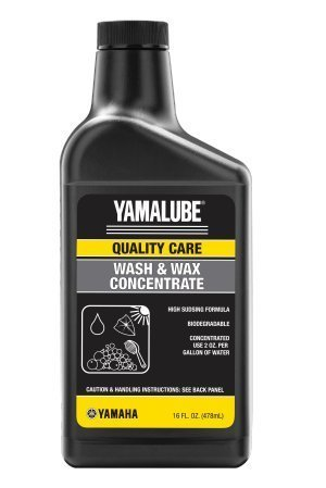 Yamaclean Wash & Wax Concentrate 16Oz (Wash Super Concentrate)