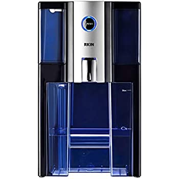AlcaPure Zero Installation Purifier Reverse Osmosis Countertop Water Filter with Patented High Capacity 4 Stage Technology - Superior Taste, Purity, Alkaline pH   No Installation or Assembly Required ...