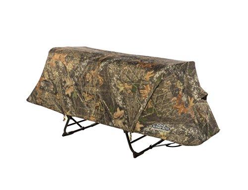 Kamp Rite Double Tent Cot (Kamp-Rite Camoflauge Rainfly, Original)