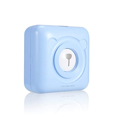 YINKUU - Impresora térmica Bluetooth portátil Mini Wireless POS ...