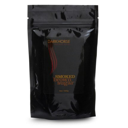 The Smoked Olive Darkhorse Specialty Foods Smoked Brown Sugar 8 Oz. Package