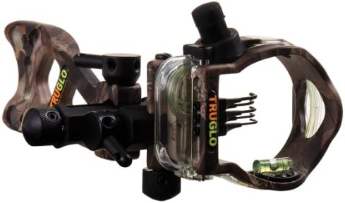 TRUGLO Micro-Brite 5-Pin Sight DDP Realtree APG