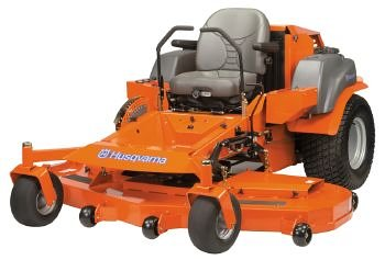 Husqvarna BZ6134D Broad Area Mower, 34HP Daihatsu TURBO Diesel-3 Cylinder Engine, 61""