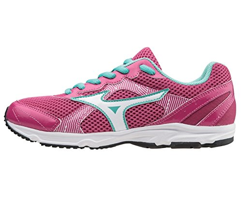 MIZUNO Crusader Zapatilla de Running Junior Fucsia