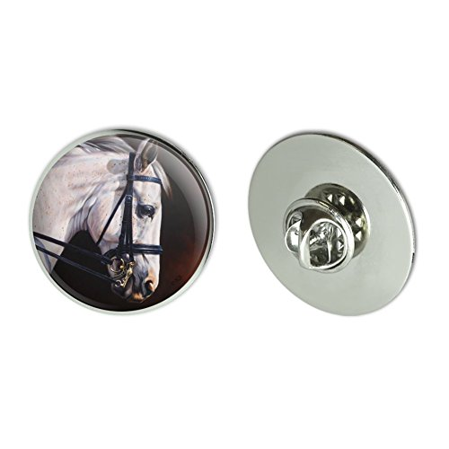 Tie Horse Tack (Graphics and More Beautiful White Horse Reins Tack Harness Metal 1.1